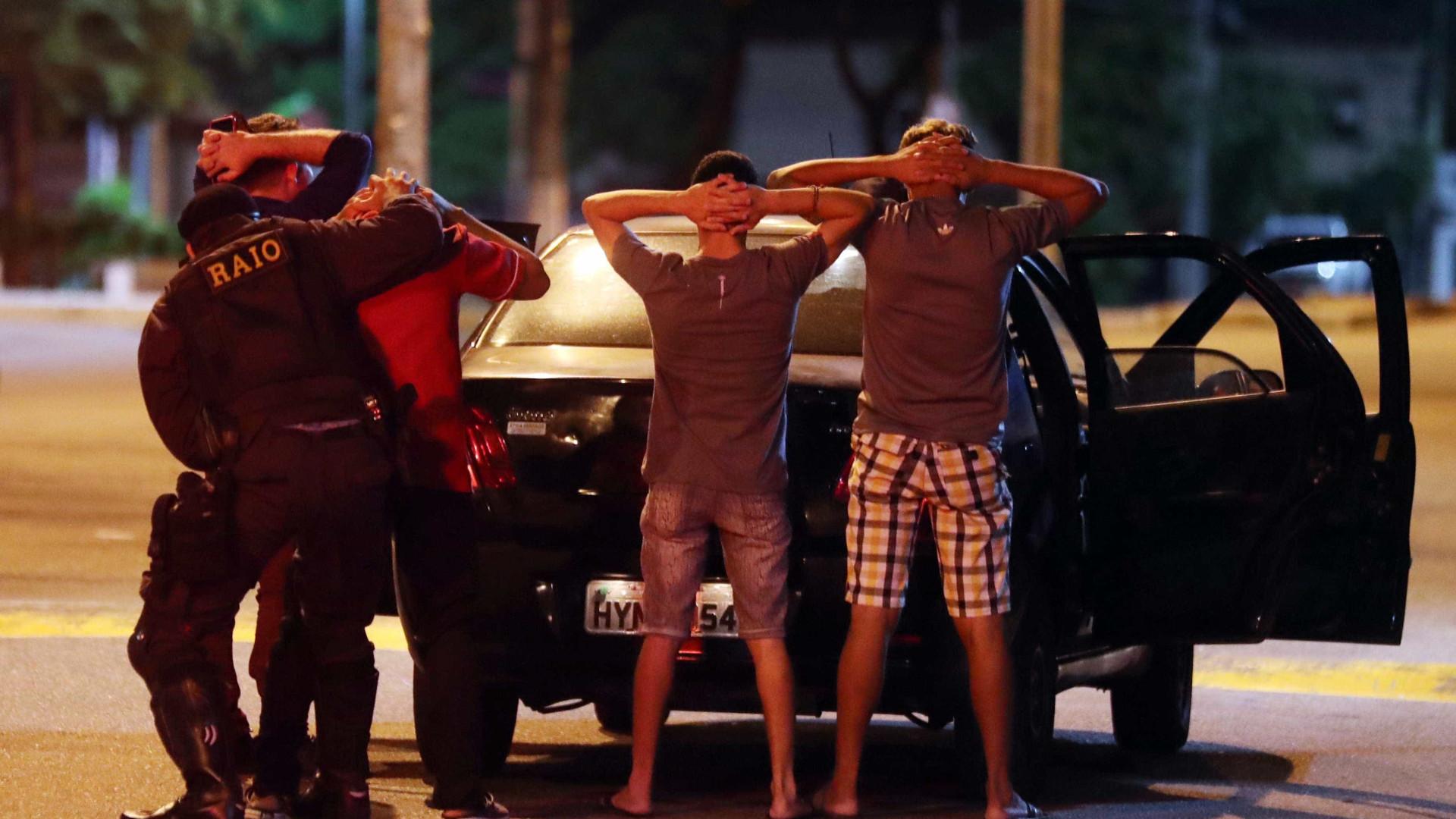 Sobe para 168 número de presos por ataques no Ceará