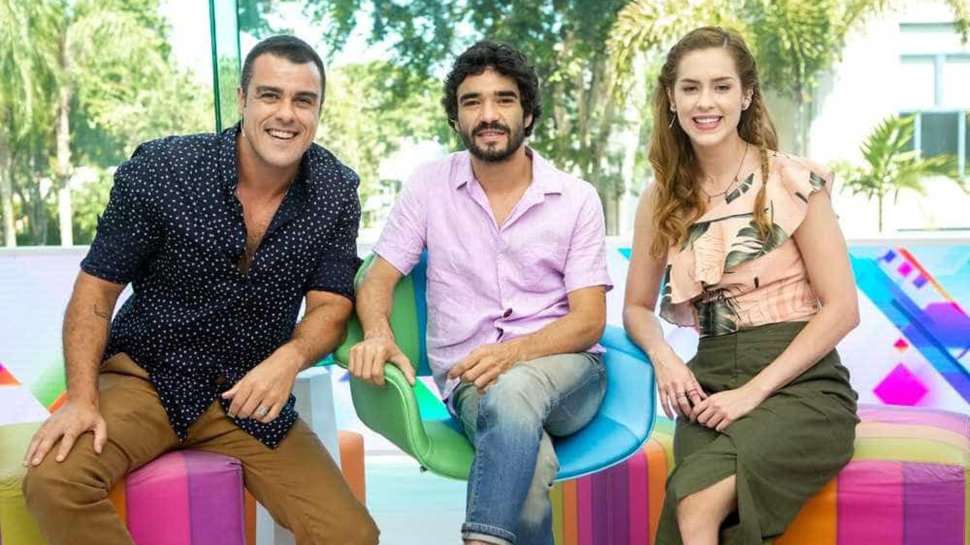 Caio Blat revela que Mariana Ximenes foi seu primeiro amor