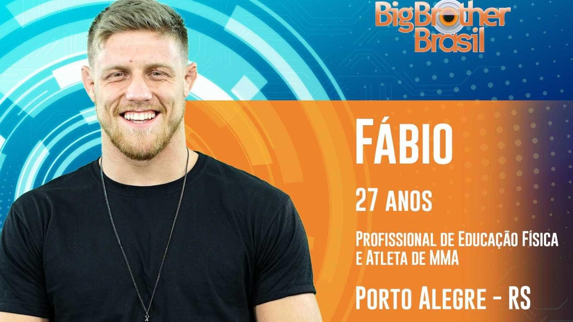 BBB: 6º brother é campeão mundial de jiu-jítsu e já dançou com Shakira