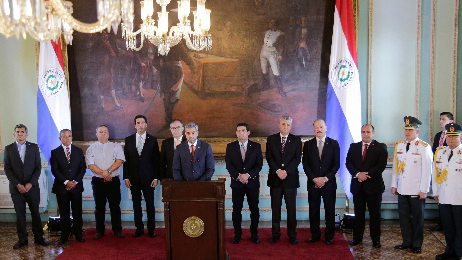 Paraguai anuncia rompimento diplomático com Venezuela