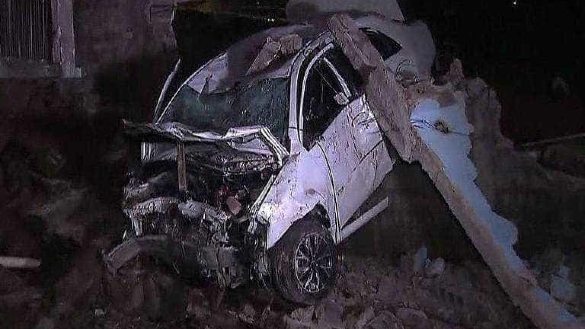 Morte de taxista que caiu de barranco em suposto assalto é investigada