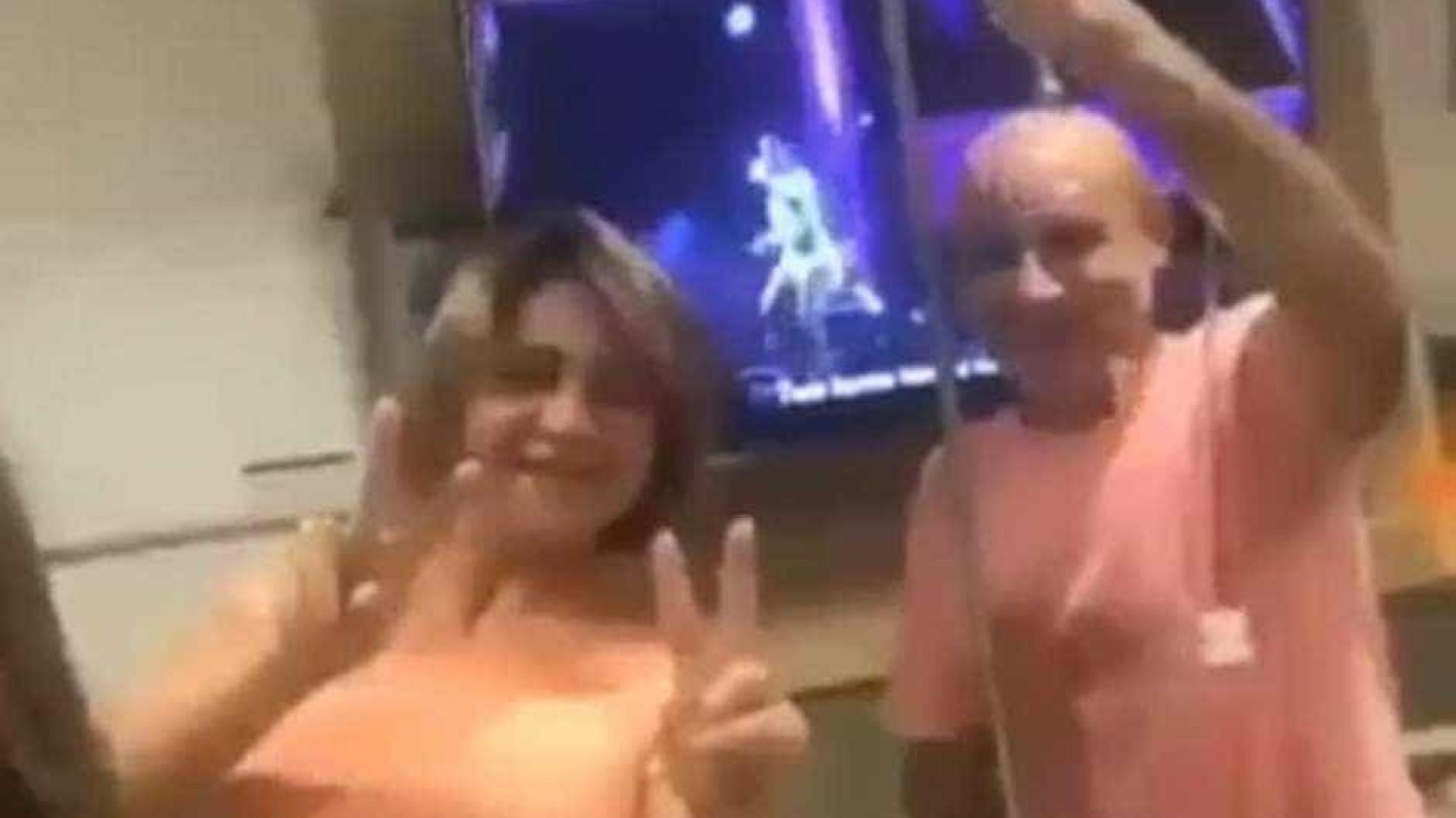 Vídeo de Queiroz foi 'momento de descontração', diz defesa