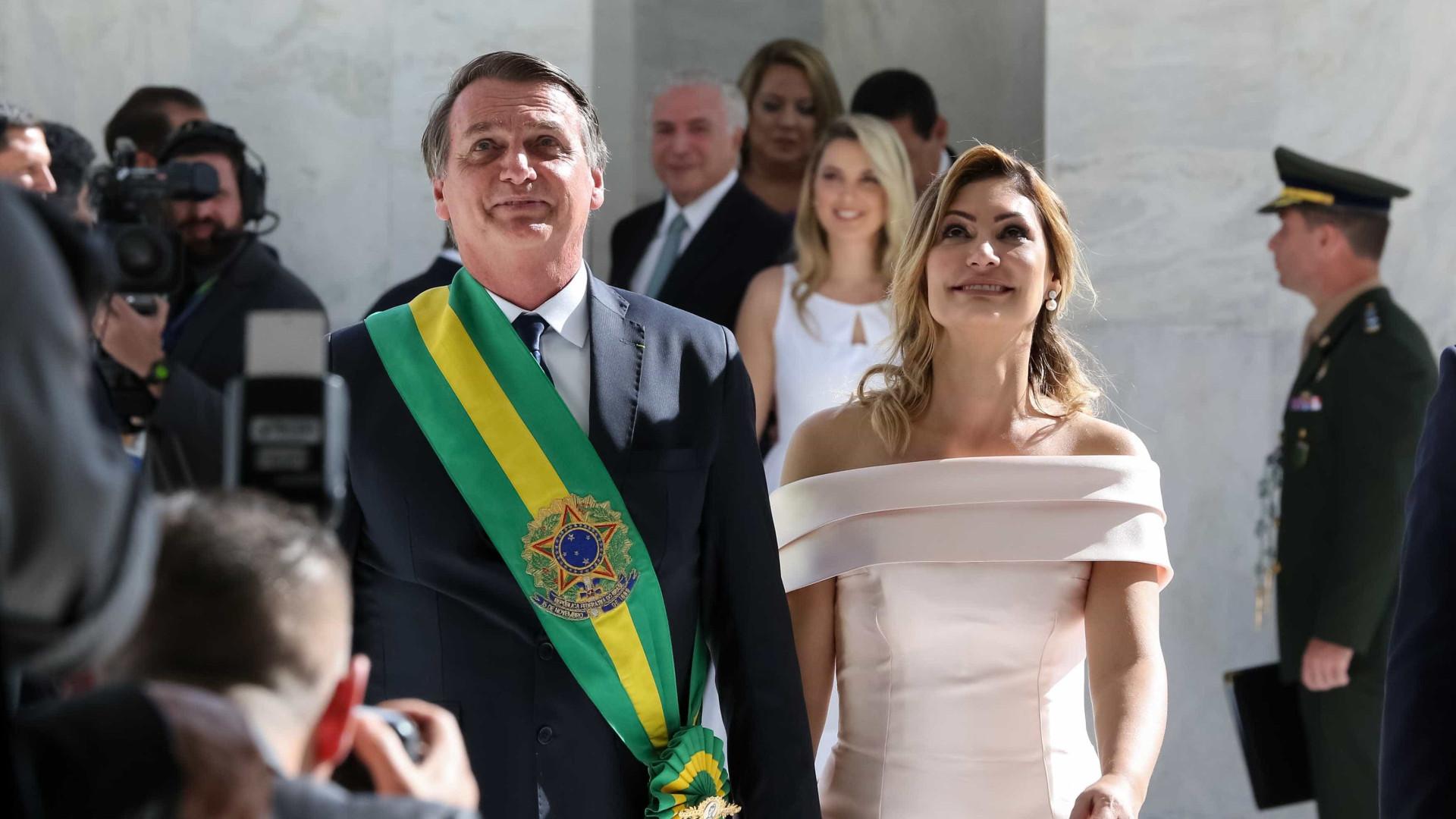 Nomeação de amiga de Michelle Bolsonaro é publicada no Diário Oficial
