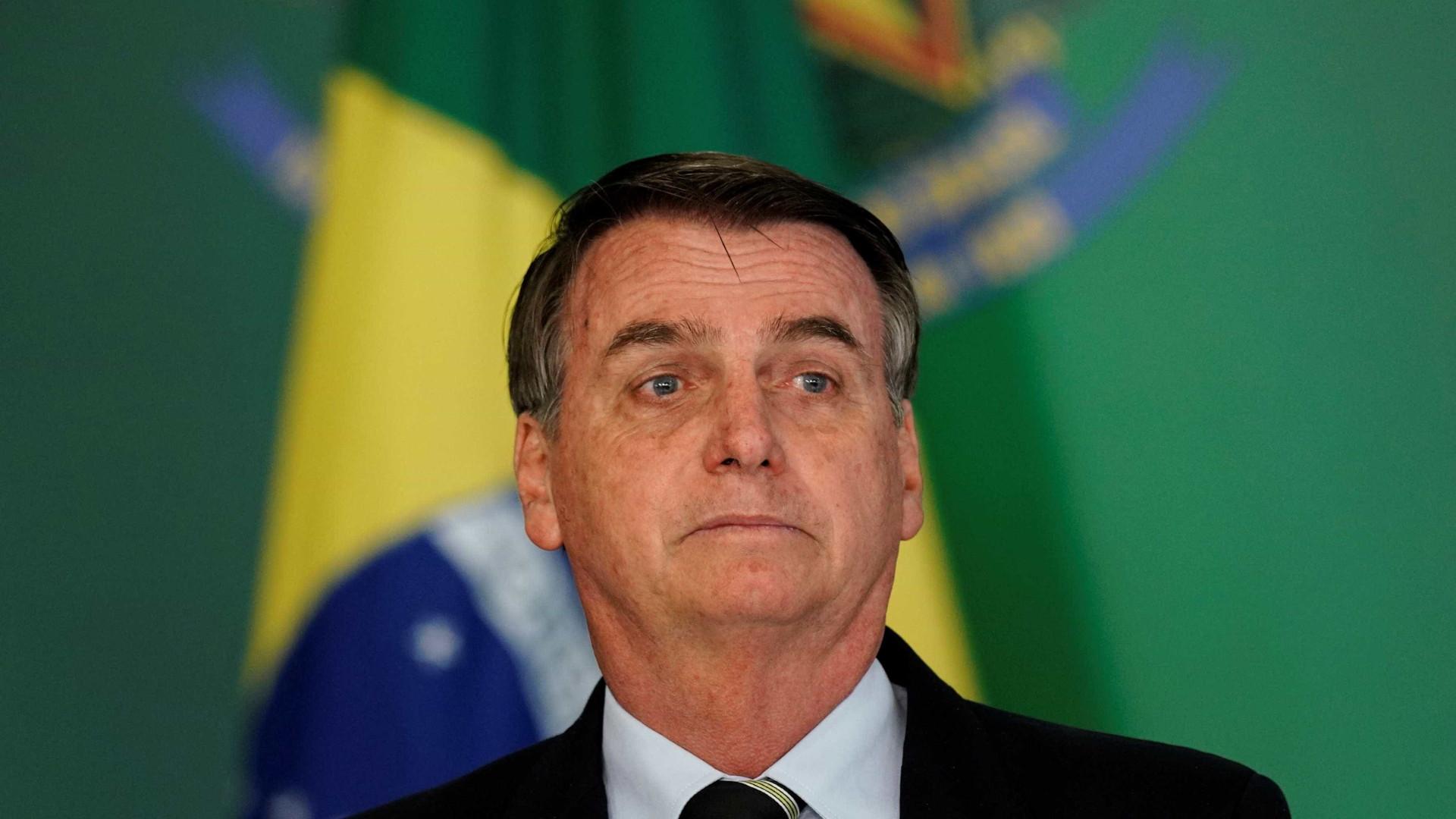 Bolsonaro sobre Boechat: 'Que Deus console a todos'