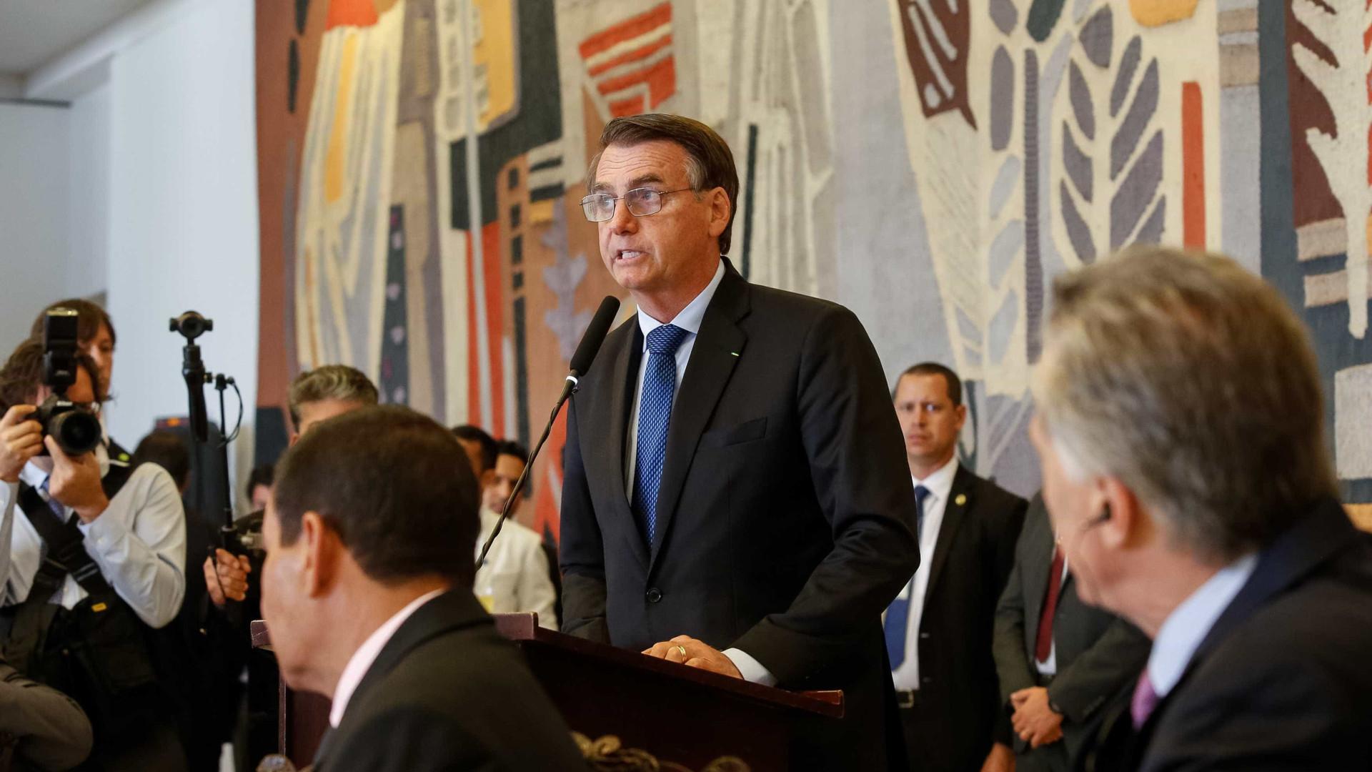 Brasil reconhece chefe do legislativo como presidente da Venezuela