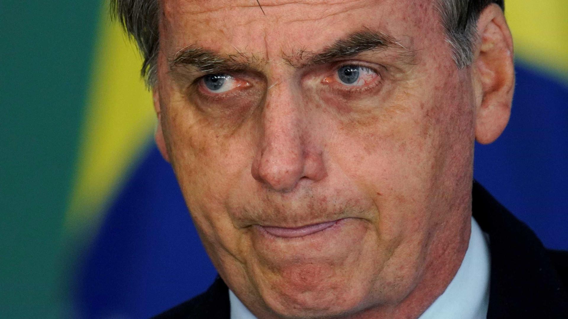 Bolsonaro manda recado para novo presidente do Senado; veja