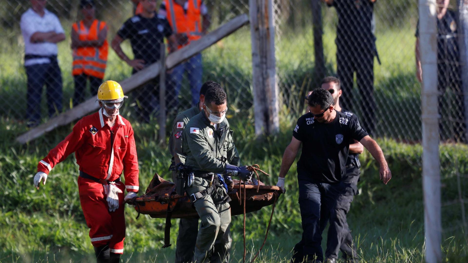 Número de mortos em Brumadinho sobe para 58; há 305 desaparecidos