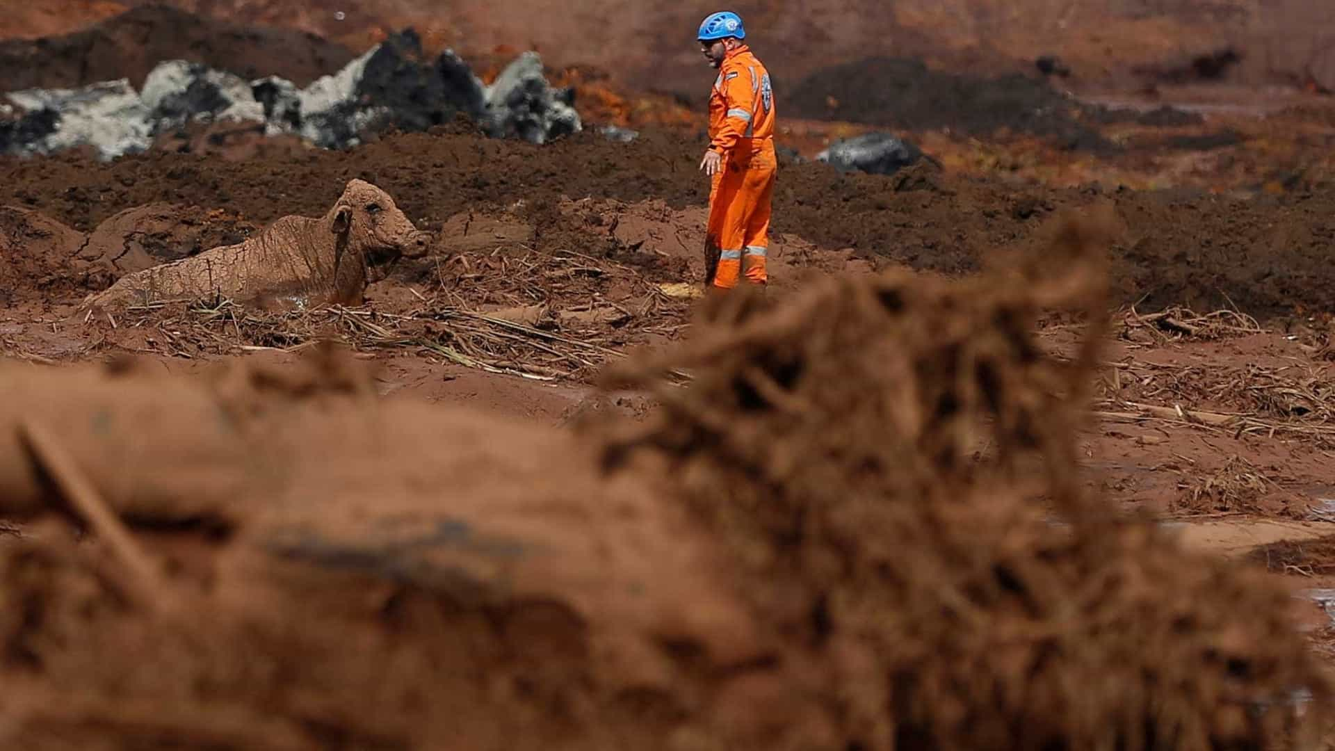 Mídia internacional repercute desastre com barragem em Brumadinho