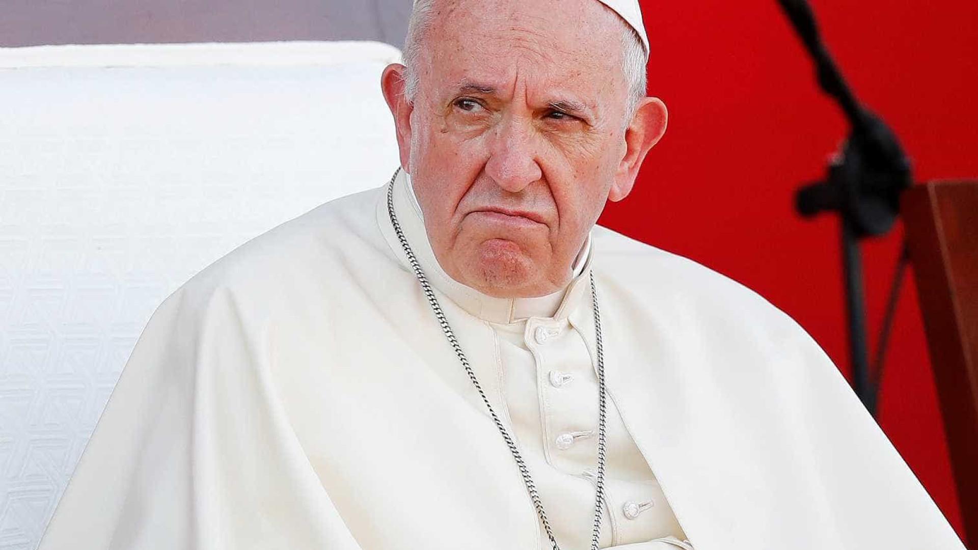 Vítimas de abusos farão protesto durante cúpula do Papa
