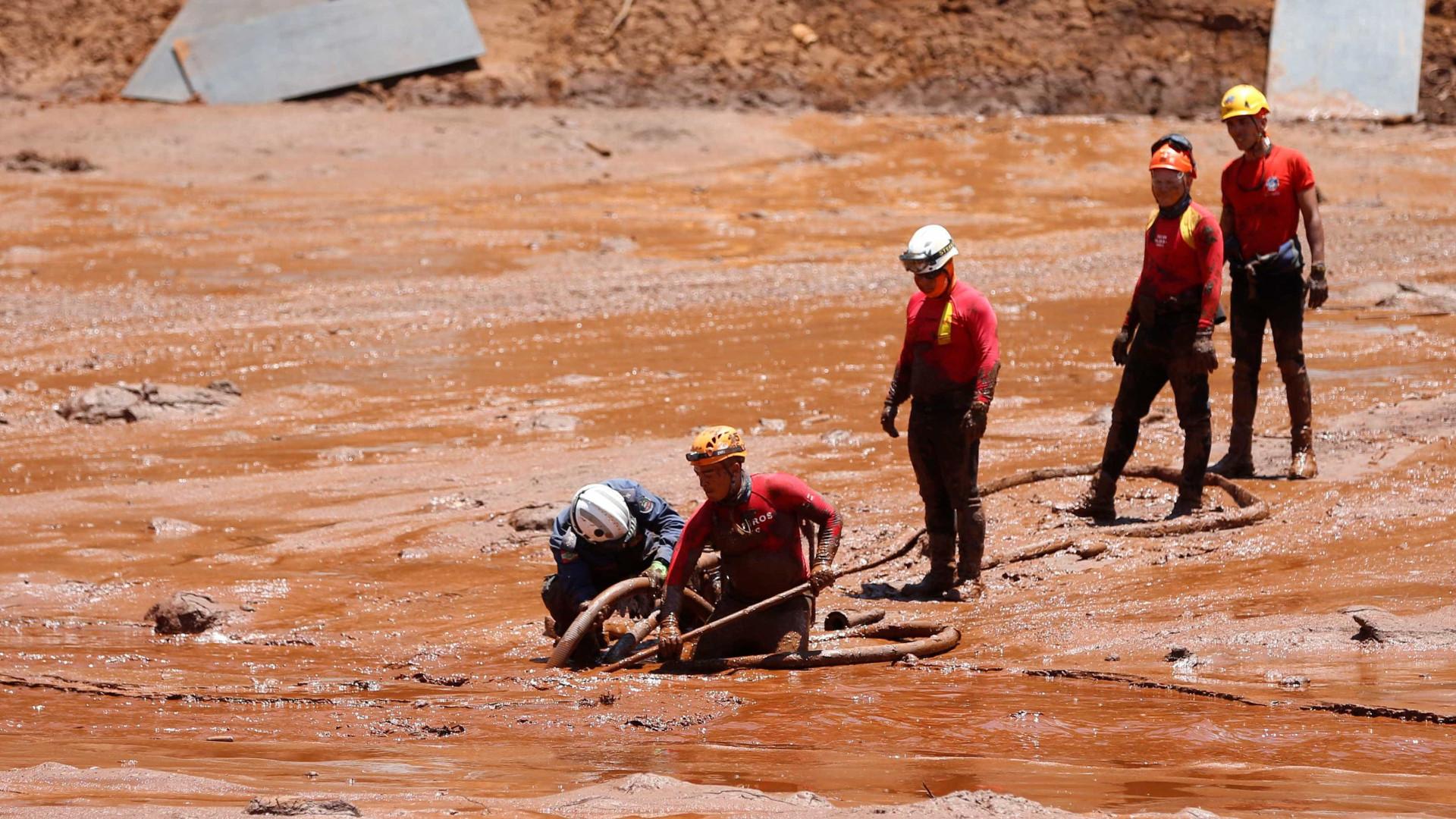 Vale sabia do risco na barragem de Brumadinho, aponta MP