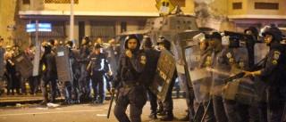 Estado de SP é condenado por excessos da PM em manifestações de 2013