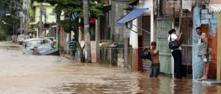 Desastres naturais levam seis cidades à situação de emergência