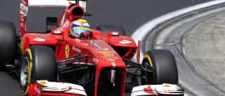 Em 10º, Massa lamenta não ter ficado mais perto da primeira posição