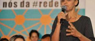 Marina Silva volta a defender  o impeachment de Dilma Rousseff