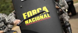 Força Nacional vai apoiar a PF em ações na fonteira do Paraná