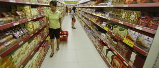 Concorrência com mercado externo pode encarecer alimentos