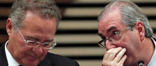 Ministros decidem se Renan perderá  presidência do Senado ao virar réu