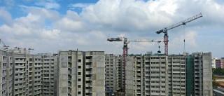 Com fim de obras, Rio lidera perda de emprego  na construção civil