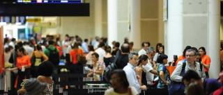 Demanda de passageiros por voos domésticos cresceu 2,2% em maio