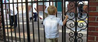 Apenas 25% das crianças com menos de 4 anos frequentam creche