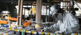 Indústrias ativas caem de 333 mil para  325 mil em 2015, diz pesquisa