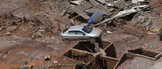Obras da Samarco para conter lama  estão atrasadas, diz Ibama