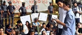 Mais de 1100 escolas estão ocupadas,  diz associação estudantil