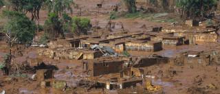 Samarco pode reativar área de barragem  destruída em Mariana