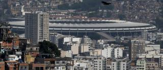 Seguranças de empresa afastada são barrados no Maracanã e fazem plantão