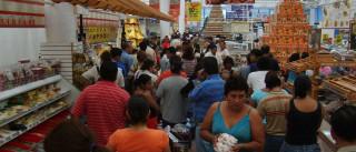 Vendas de supermercados cresce 0,95% no 1º semestre