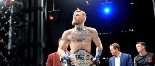 McGregor enfrentará Eddie Alvarez, e não José Aldo, no UFC 205