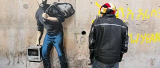 Banksy tem identidade revelada  por músico e ator inglês