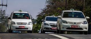 Taxistas se dividem com novas  regras para tarifa em SP