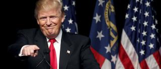 Trump é a personalidade do ano pela revista Time