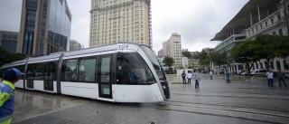 Obras de mobilidade são abertas ao público no Rio