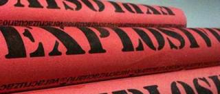 Exército apreende 38 toneladas  de produto utilizado em explosivos