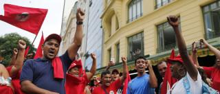 MTST planeja bloquear vias de São Paulo durante sessão do impeachment
