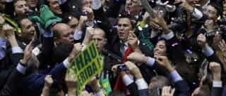 Líderes já articulam 'anistia' a partidos  após saída de Dilma
