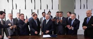 PSOL quer derrubar 'supersalário' de ministros de Temer