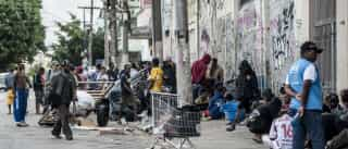 Heroína começa a ser vendida na Cracolândia