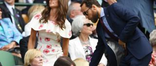 Polícia investiga roubo de fotos da conta  iCloud de Pippa Middleton