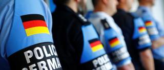 Homem que carregava explosivos  pretendia ataque na Alemanha