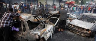 Explosão de carro-bomba deixa dez mortos e 15 feridos em Bagdá