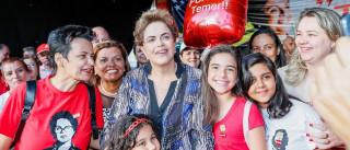 Dilma diz que governo Temer  quer 'bando de carneiros'