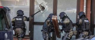Polícia alemã à caça de terroristas em mesquita de Hildesheim