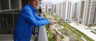 Após problemas, prédios da Vila  Olímpica são entregues a delegações