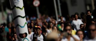 Jogos do Rio já são marcados  pela bagunça, diz jornal inglês