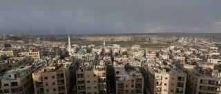 Rebeldes impedem civis de  deixar Aleppo, no norte da Síria
