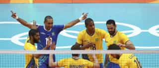 CBV apresenta Superliga de Vôlei com  estrelas olímpicas