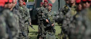 Tropas federais vão reforçar segurança  em pelo menos 16 estados